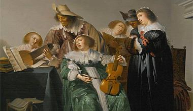 Damenkleidung des Frühbarock . 1610-1650