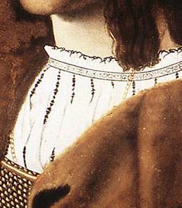 1512 Bartolomeo Veneto - portrait of a gentleman