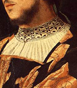 1516-19, Girolamo Romanino - Portrait of a Man
