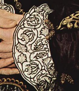 1541 Hans Holbein dJ - Catherine Howard