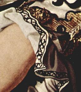 1544-45, Agnolo Bronzino - Eleonora di Toledo