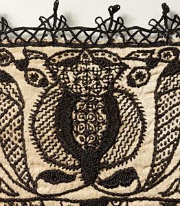 1575-85 Chemise, Victoria & Albert Museum