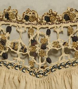1580ca italienische Chemise, Metropolitan Museum