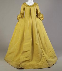 1760, Robe à la francaise, Kent State University Museum, Kent/Ohio
