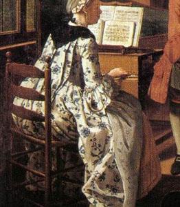 1764, Jan Jozef Horemans - Concert
