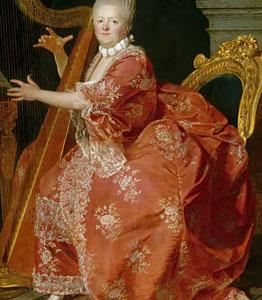 1773, Etienne Aubry - Madame Victoire