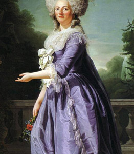 1788, Labille-Guiard - Madame Victoire of France