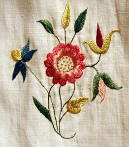 1725-50, Robe à l'Anglaise, Metropolitan Museum