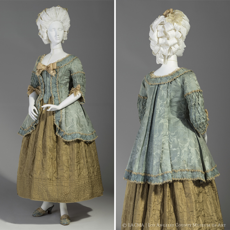 1740-70, Caraco, LACMA | Los Angeles County Museum of Art