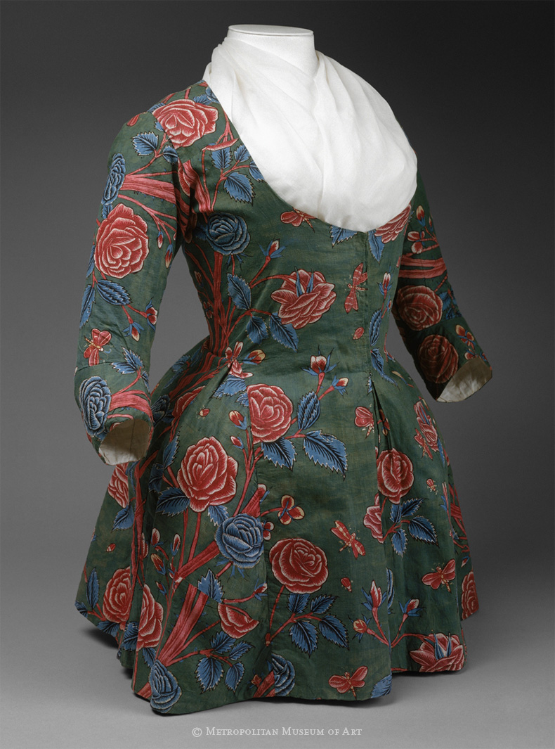 1750ca, Caraco, Metropolitan Museum