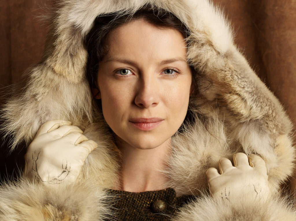 Outlander . Season 1 . Claires riding jacket